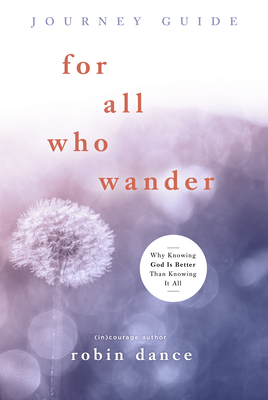Cover for For All Who Wander Journey Guide