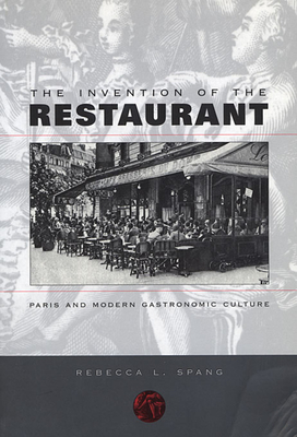 The Invention of the Restaurant Cover