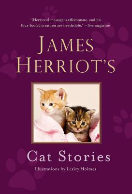 James Herriot's Cat Stories Cover Image