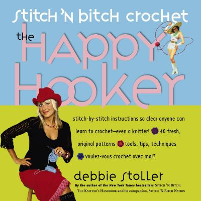 Stitch 'n Bitch Crochet Cover