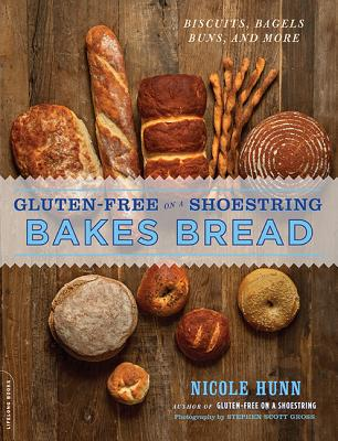 Gluten-Free on a Shoestring Bakes Bread Cover