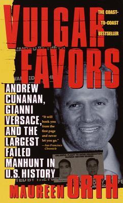 Vulgar Favors Cover