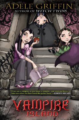 Vampire Island Cover
