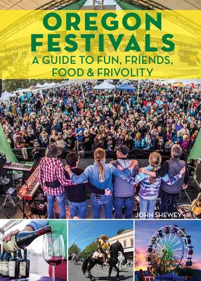 Cover for Oregon Festivals