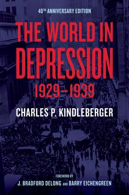 The World in Depression, 1929–1939 Cover Image