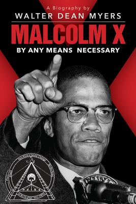 Malcolm X: By Any Means Necessary (Scholastic Focus) Cover Image