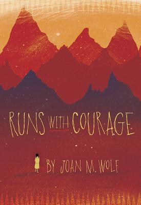 Runs with Courage Cover Image