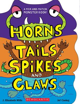 Horns, Tails, Spikes, and Claws Cover