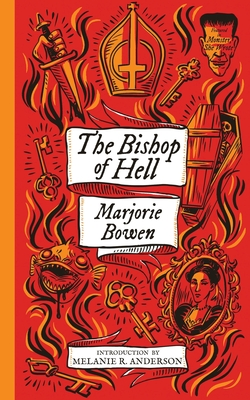 The Bishop of Hell and Other Stories (Monster, She Wrote) Cover Image