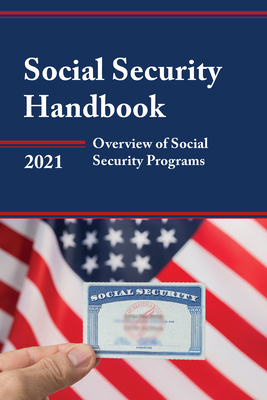 Social Security Handbook 2021: Overview of Social Security Programs Cover Image