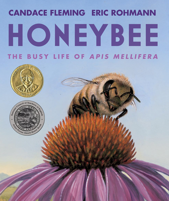 Honeybee: The Busy Life of Apis Mellifera Cover Image