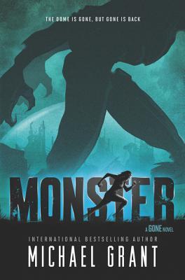 Monster (Gone #7) Cover Image