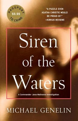 Cover for Siren of the Waters (A Jana Matinova Investigation #1)