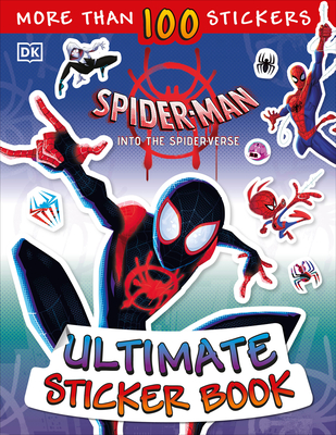 Ultimate Sticker Book: Marvel Spider-Man: Into the Spider-Verse Cover Image