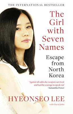 The Girl with Seven Names Cover Image