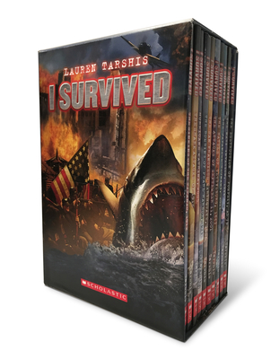I Survived: Ten Thrilling Books (Boxed Set) Cover Image