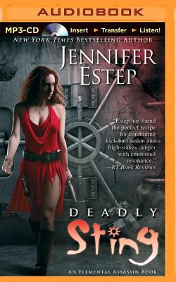 Deadly Sting (Elemental Assassin Books) Cover Image