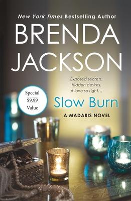 Slow Burn: A Madaris Novel (Madaris Family Novels #14) Cover Image