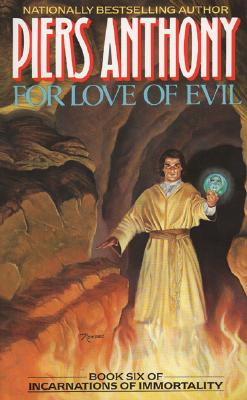 Cover for For Love of Evil