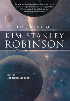 The Best of Kim Stanley Robinson Cover
