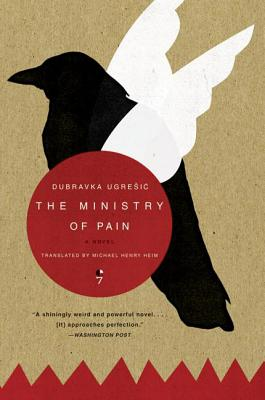 The Ministry of Pain: A Novel Cover Image