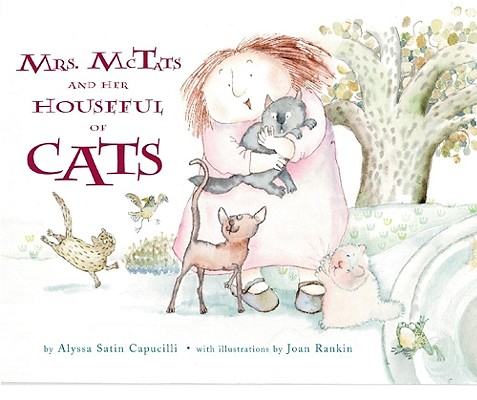 Mrs. McTats and Her Houseful of Cats Cover