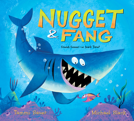 Nugget and Fang: Friends Forever--or Snack Time? Cover Image