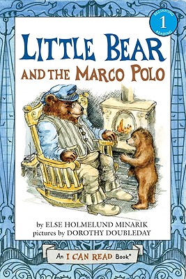 Little Bear and the Marco Polo Cover