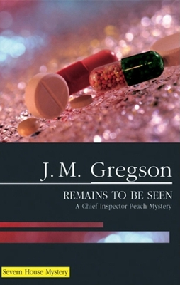 Cover for Remains to Be Seen (Percy Peach Mystery #11)