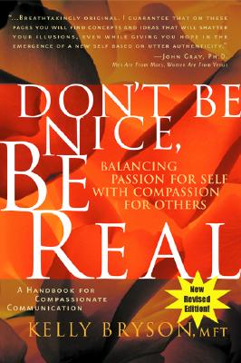 Don't Be Nice, Be Real Cover