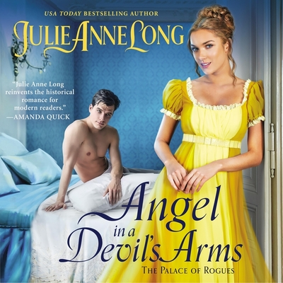 Angel in a Devil's Arms: The Palace of Rogues Cover Image
