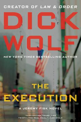 The Execution: A Jeremy Fisk Novel Cover Image