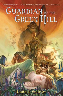 Guardian of the Green Hill Cover