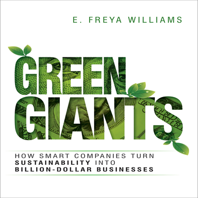 Cover for Green Giants