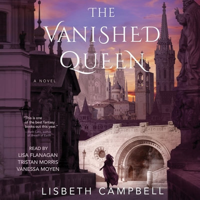 Cover for The Vanished Queen