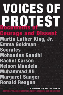Voices of Protest!: Documents of Courage and Dissent Cover Image