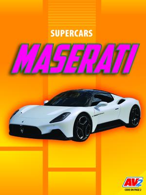 Maserati Cover Image