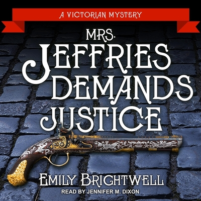 Mrs. Jeffries Demands Justice (Victorian Mystery #39) Cover Image