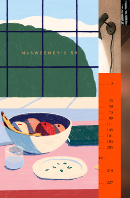 McSweeney's Quarterly Issue 59 (McSweeney's Quarterly Concern) Cover Image