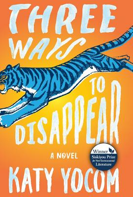 Three Ways to Disappear Cover Image