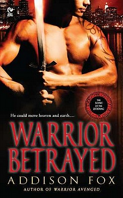 Warrior Betrayed Cover