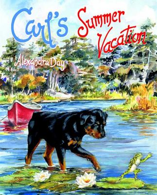 Carl's Summer Vacation Cover Image