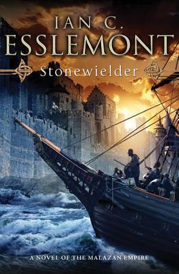 Stonewielder: A Novel of the Malazan Empire (Novels of the Malazan Empire #3) Cover Image