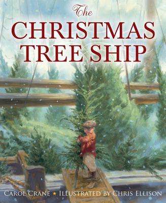 The Christmas Tree Ship Cover