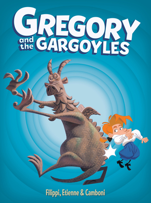 Cover for Gregory and the Gargoyles Vol.1, 1