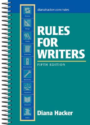 Rules for Writers Cover Image