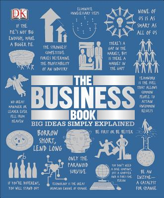 The Business Book (Big Ideas) Cover Image
