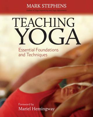 Teaching Yoga Cover