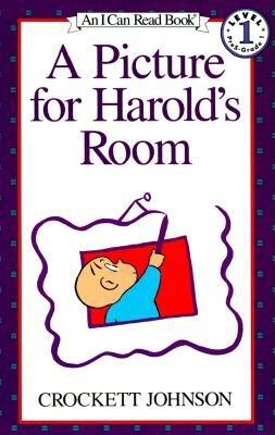 A Picture for Harold's Room (I Can Read Level 1) Cover Image