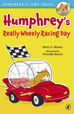 Humphrey's Really Wheely Racing Day (Humphrey's Tiny Tales #1) Cover Image